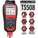 Autel TPMS Relearn Tool TS508, TPMS Reset, TPMS Sensor Activation, Sensor Relearn, Program MX-Sensor, 315 MHz/433 MHz…