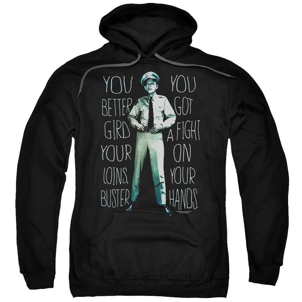 Andy Griffith Show - - Männer Kampf Pullover Hoodie