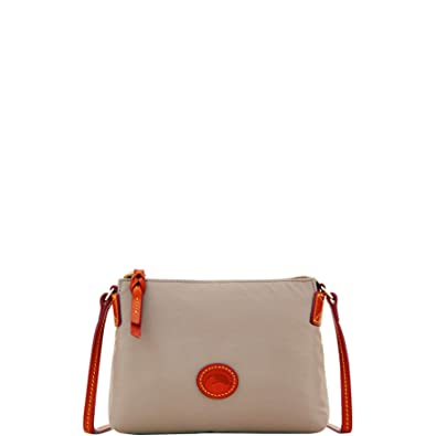 cfdfe855d Image Unavailable. Image not available for. Color: Dooney & Bourke Nylon  Crossbody Pouchette ...