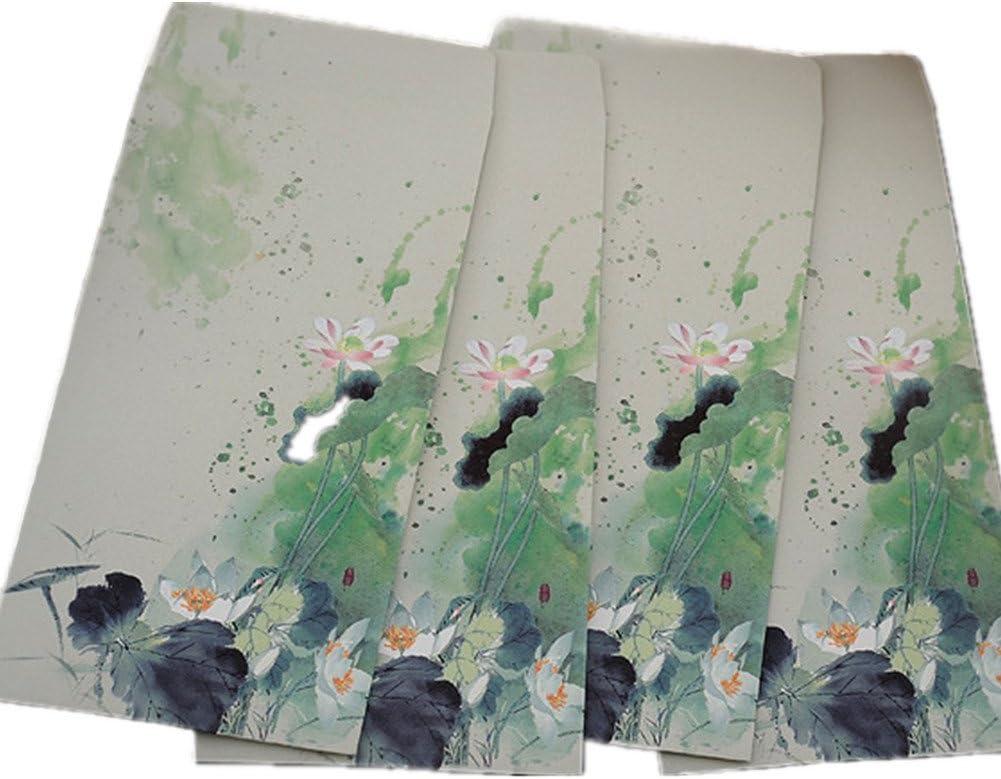 Skyeye 8/pcs//1/Ensemble de style /él/égant Joli motif rafra/îchissant enveloppe papier /à /écrire Ensemble de lettre pour carte cadeau