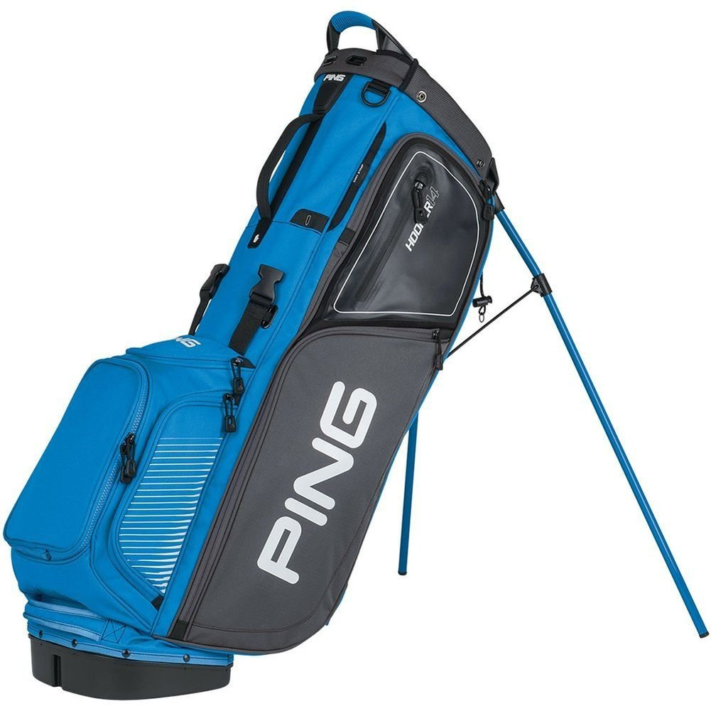 Ping 2018 Hoofer 14 Carry Golf Bag B01N9I66Z1 Birdie Blue/Grey Birdie Blue/Grey