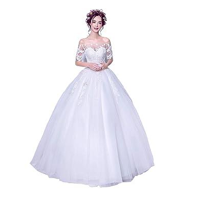 28867656e728c JKTOWN ブライダル ブライダルウェア ウェディングドレス 2018年 結婚式 花嫁 パーティー 披露宴 レディースワンピース 極上
