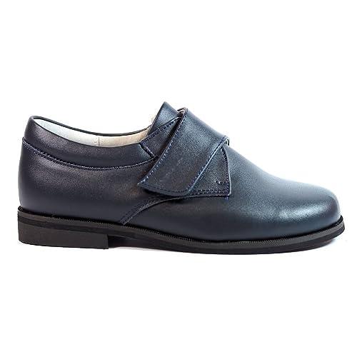 Bubble Bobble Zapatos Niños Marino Comunión B521 8n0wOXPk