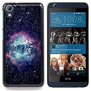 """For HTC Desire 626 Case , Química Infinity Loop abstracto del agua"""" - Diseño Patrón Teléfono Caso Cubierta Case Bumper Duro Protección Case Cover Funda"""