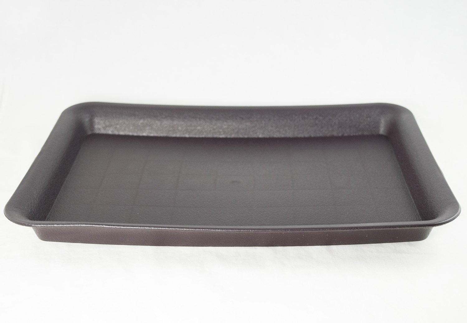 large plastic humidity tray for bonsai trees indoor plants 9 5 x 1. Black Bedroom Furniture Sets. Home Design Ideas