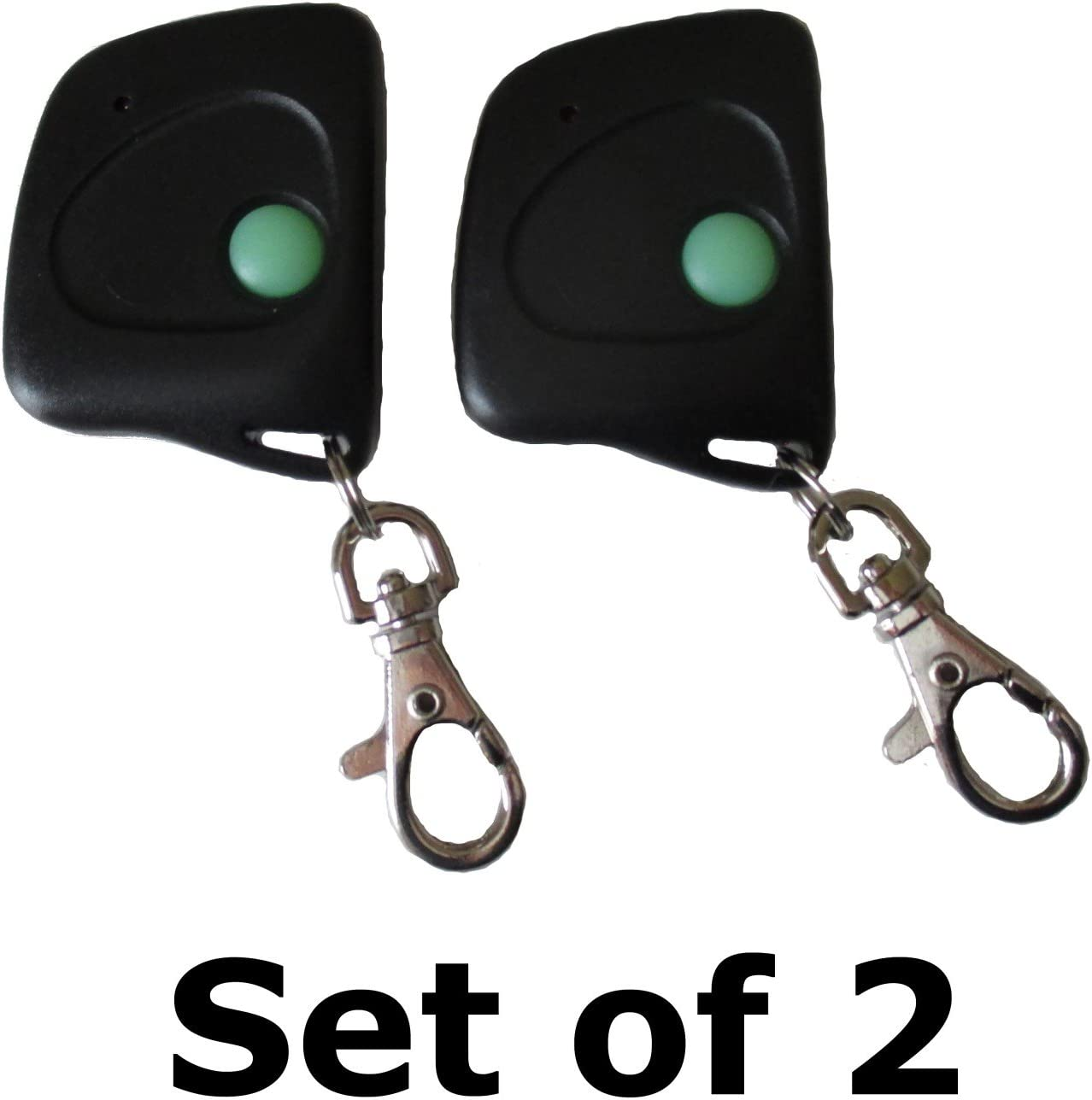 Ladybug Linear Mini-T Compatible Mini Keychain Opener Transmitter Solutions 310LID21K