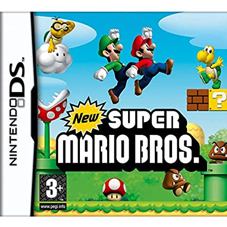 New Super Mario Bros Amazonde Games