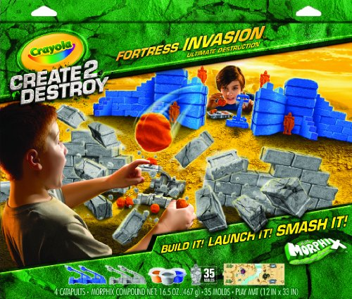 Crayola Fortress Invasion Ultimate Destruction
