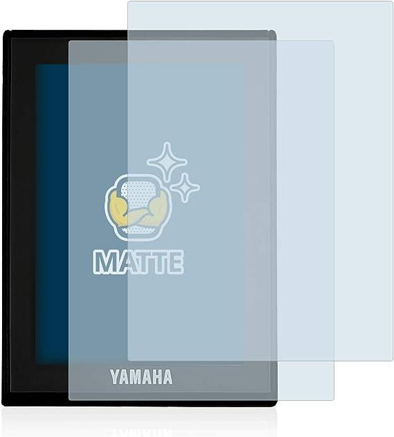 2x BROTECT Matt Screen Protector forAtomos Shinobi matte, anti-reflective, scratch-resistant, dirt-repellent, anti-fingerprint coating