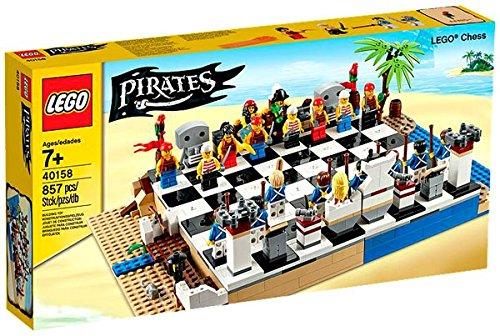 LEGO Pirates Schachspiel – -Spiele Bau (Genre, Multi)
