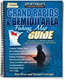 Northern Minnesota Grand Rapids & Bemidji Area Fishing Map Guide