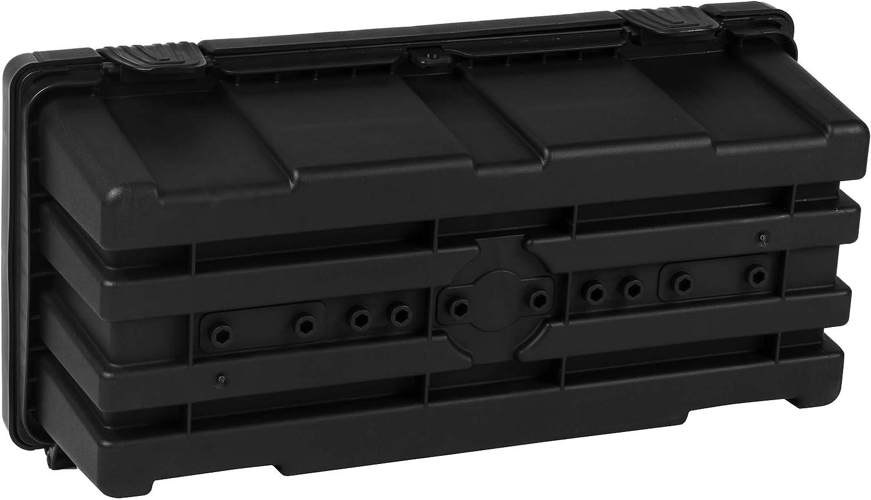 30l Staubox Deichselbox Lagerbox Anh/ängerkiste Werkzeugkiste Gurtkiste Pick-up Box Werkzeugkasten