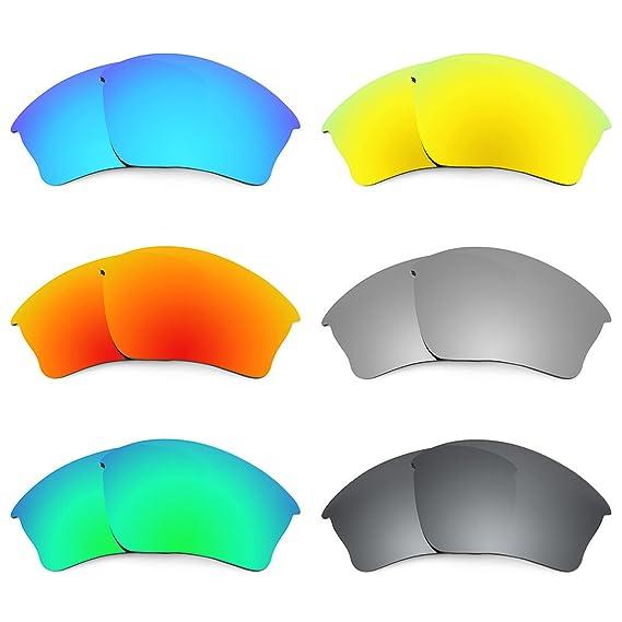 821a6d6e4c Image Unavailable. Image not available for. Colour  Revant Replacement  Lenses for Oakley Half Jacket XLJ ...