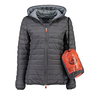 Geographical norway damen parka jacke berlinetta