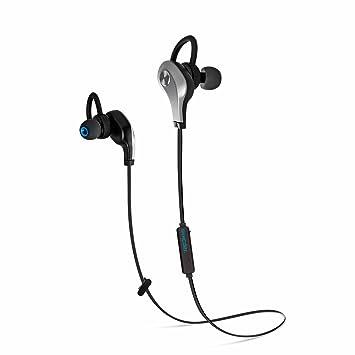 Auriculares Bluetooth, Mixcder inalámbrico ligero auriculares, auriculares deportivos IPX5 A prueba de sudor con