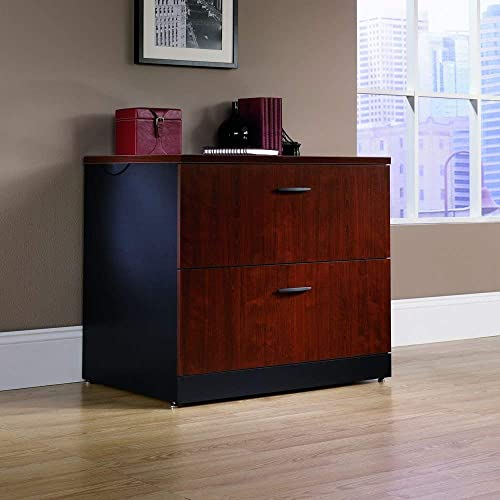 Sauder 412758 Lateral File, Classic Cherry Finish