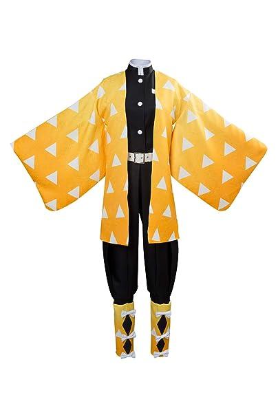 Amazon.com: Sinastar - Traje de disfraz para adulto Agatsuma ...