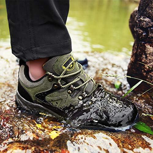 トレッキングシューズ メンズ 耐摩耗性 アウトドアシューズ カジュアル シューズ 登山靴 大きいサイズ 24.5-28.5cm