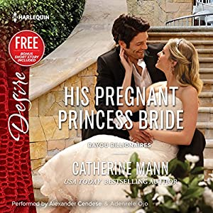 His Pregnant Princess Bride Audiobook