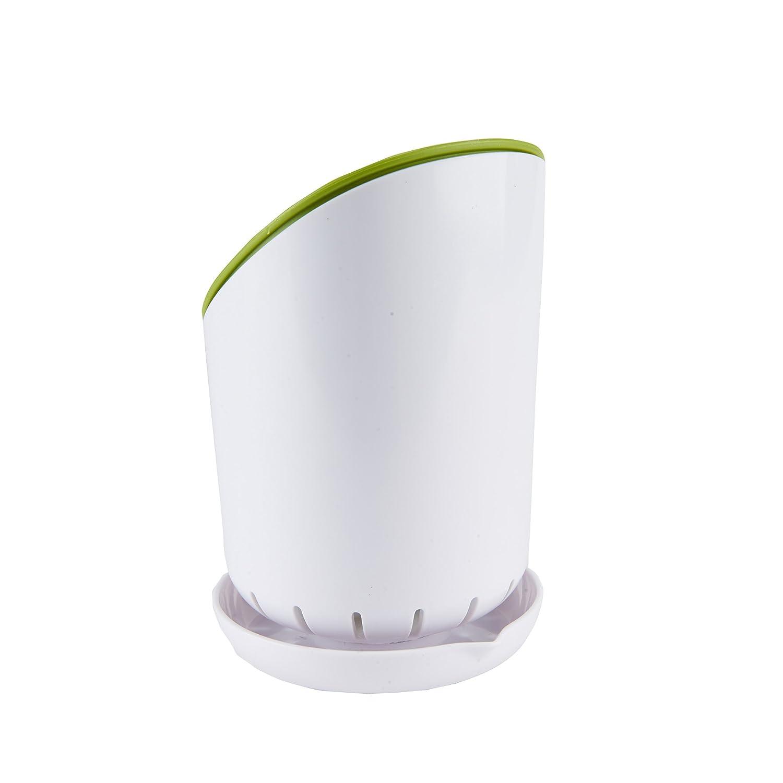 Küchenmesser clipart  Besteckhalter Kunststoff Küchenutensilienhalter mit 3 Fächer für ...