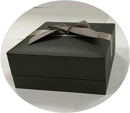SonMo Caja de Carton para Regalo Caja de Collar/Caja de Pulsera Caja de Joyería: Amazon.es: Joyería