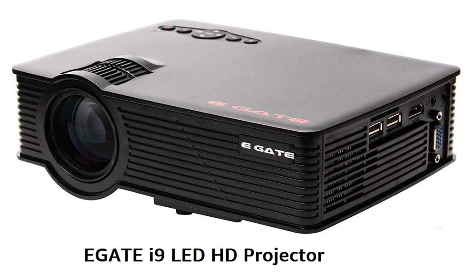 e3235a639be675 EGATE i9 LED HD Projector HD 1920 x 1080 - 120-inch: Amazon.in: Electronics
