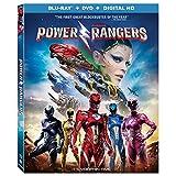 Saban's Power Rangers (Blu-ray) and Triceratops Bundle