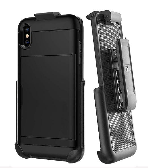 new product e3e25 d8bff Encased Belt Clip Holster for Spigen Slim Armor CS Case - Apple iPhone Xs  MAX (case not Included)