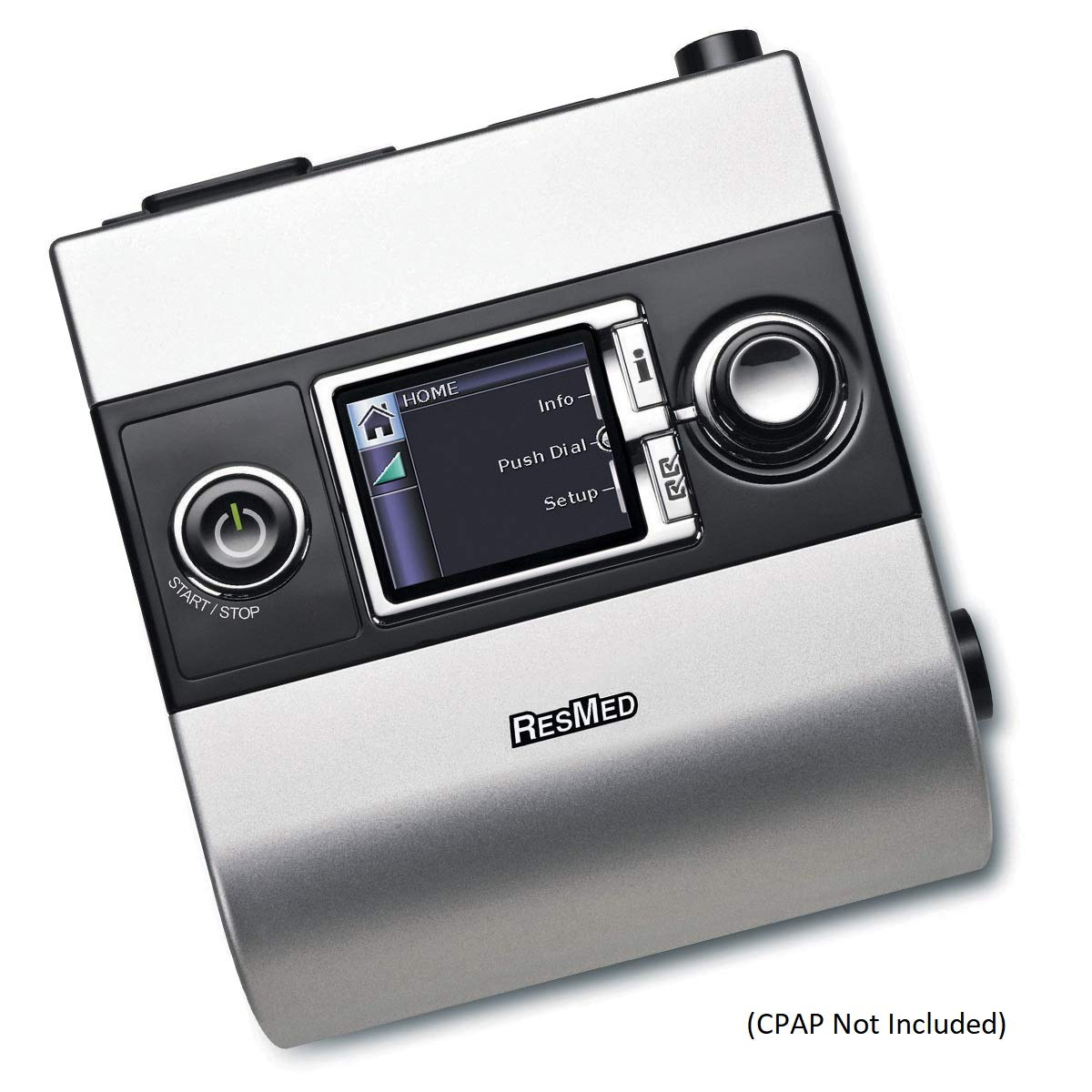 CPAP Battery (2019 Model). for ResMed Air Sense 10, Air Curve 10, and S9. Now with LCD Display and Bonus Backpack Bag