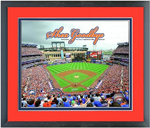 (New York Mets Shea Stadium MLB Photo (Size: 13
