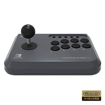 Amazon | 【任天堂ライセンス商品】ファイティングスティック mini for Nintendo Switch 【Nintendo Switch対応】 | 周辺機器・アクセサリ