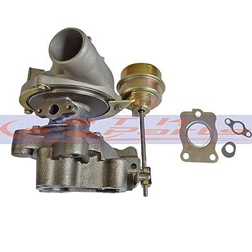 tkparts nueva K03 53039880050 53039880024 Cargador de Turbo para Citroen C5 C8 Peugeot 406 607 DW10ATED L IDH 110hp: Amazon.es: Coche y moto
