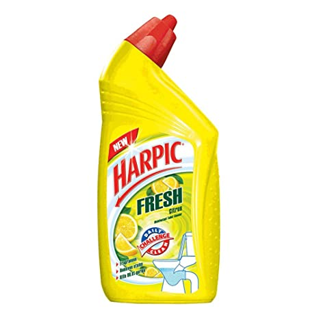 Harpic Fresh Toilet Cleaner Citrus, 500 ml