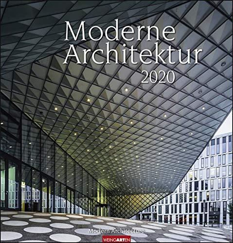 Amazon Fr Moderne Architektur Kalender 2020 Weingarten