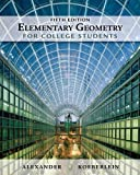 Elementary Geometry for College Students 5th Edition