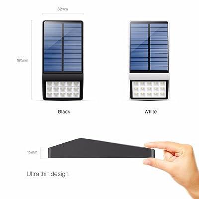 Chao Lampe Sans Liang Led Sensor Solaire Radar Motion Fil n0wPk8O