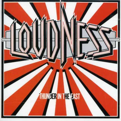 CD : Loudness - Thunder in the East (CD)