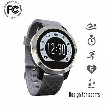 reloj inteligente smartwatch mujer con tador de Pasos ...