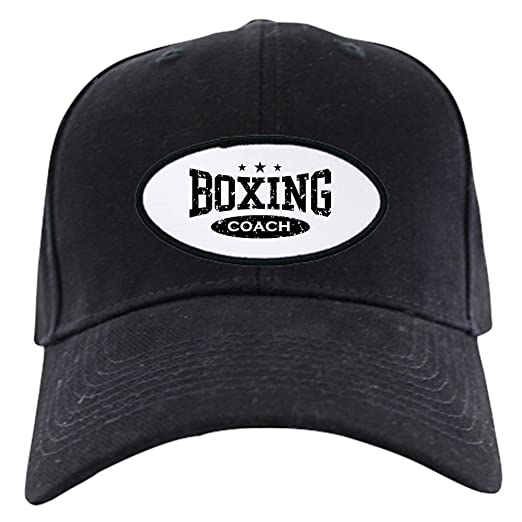 Image Unavailable. Image not available for. Color  CafePress - Boxing Coach  - Baseball Hat ... 57b1b4c8a2f0