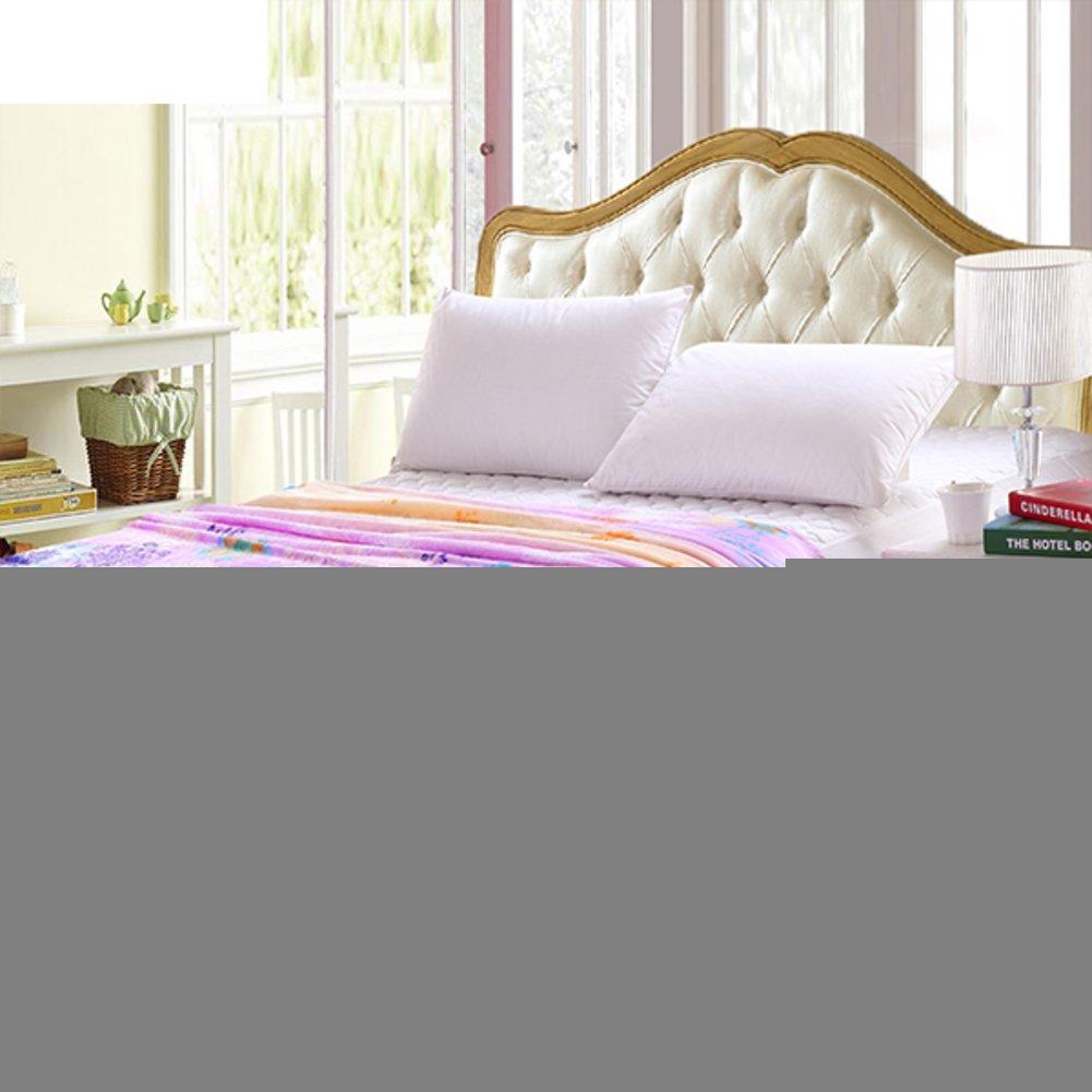 Coral Fleece Blanket/thicken Blanket / Double Blankets Bed Sheets/nap  Blanket/ Blanket