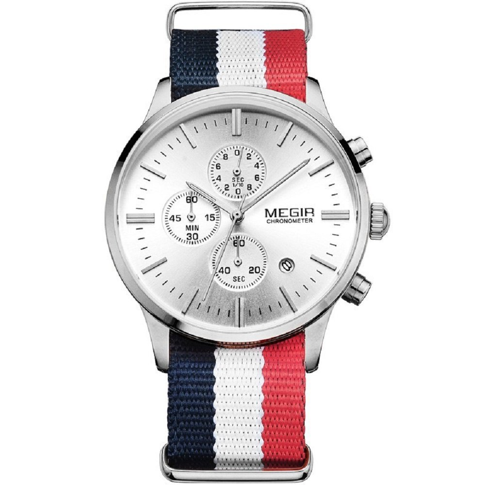 Amazon.com: Relojes de Hombre Fashion Sports Casual Para Caballero De Moda RE0047: Watches