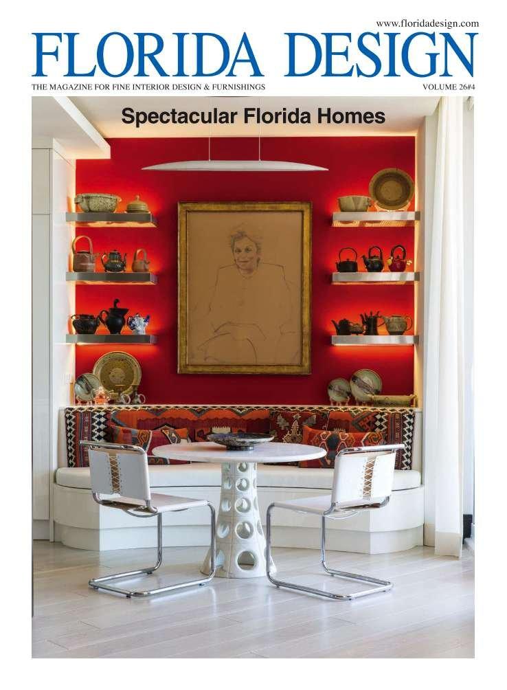Florida Design Magazine Volume 26 #4 (Winter 2016) Spectacular Florida Homes:  Florida Design: Amazon.com: Books