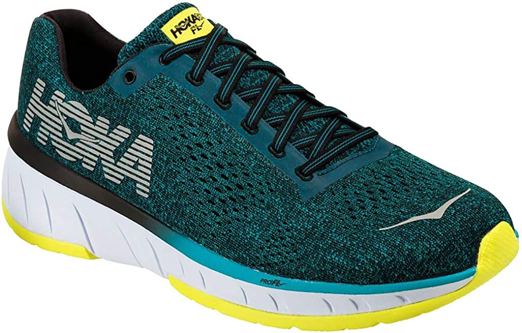 HOKA ONE ONE Men s Cavu Ankle High Mesh Running Shoe