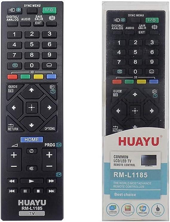 Mando a Distancia de Repuesto Compatible para televisor Smart LCD ...