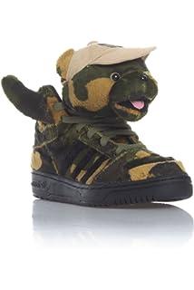 Adidas JS Sneaker Freizeitschuhe G96188 Herren Gold Bear v8wyn0NPmO