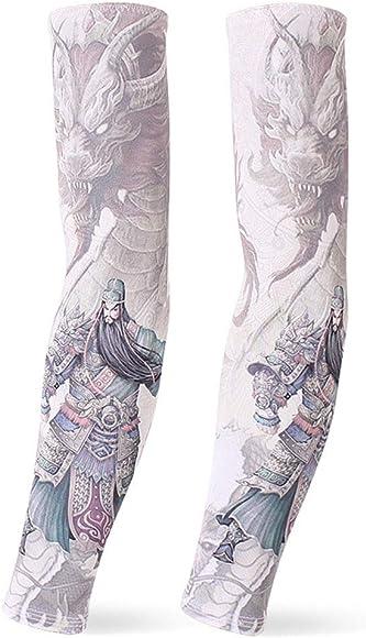 1 par de Tatuajes Manga Adulta Estilos múltiples Artes Mode Unisex ...