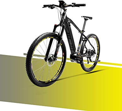 LANKELEISI Bicicleta eléctrica para Adultos GT800 City City y ...