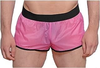 product image for Body Aware Transparent Nylon Shorts