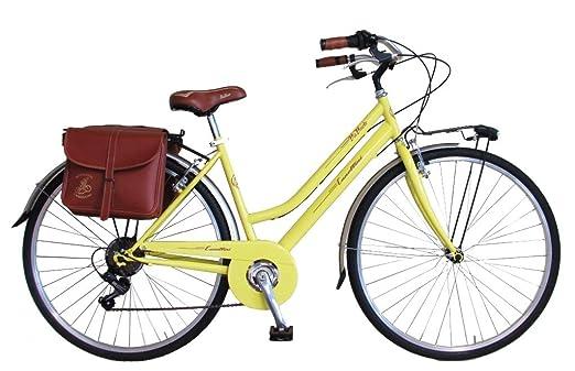 9 opinioni per Via Veneto By Canellini Bicicletta Bici Citybike CTB Donna Vintage Retro Via