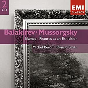 Mussorgsky/Balakirev: Piano Music - Islamey; Pictures at an Exhibition; Turkish March